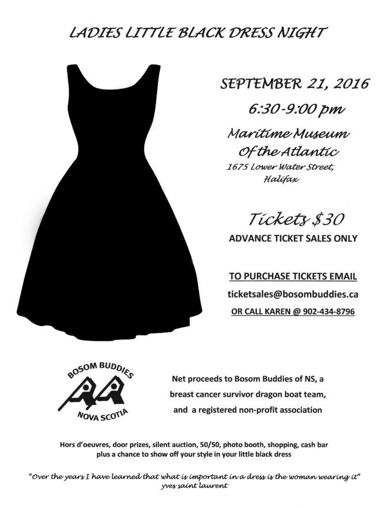 Little Black Dress Night 2016
