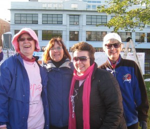 CIBC Run for the Cure - 2015